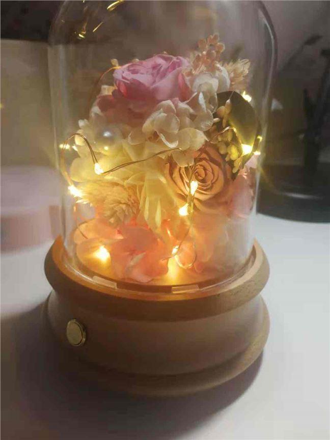 中国草b电影_永生花带灯+蓝牙音箱/浪漫粉:进口哥伦比亚粉玫瑰,安第斯粉 ...